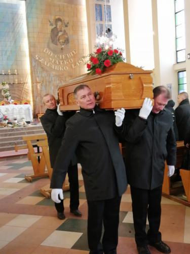 2019 pogrzeb kanios